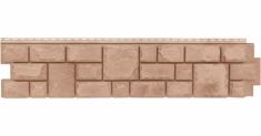 Фасадная панель Grand Line ЯФАСАД Екатерининский камень (Янтарь), 1,40м