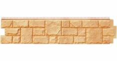Фасадная панель Grand Line ЯФАСАД Екатерининский камень (Песок), 1,40м